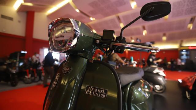 Baru Diluncurkan, Royal Alloy TG 300 dan GP 150 Sudah Sold Out, Apa Istimewanya? (1141648)