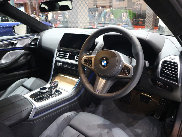Unit Semata Wayang BMW Seri 8 Golden Edition di Indonesia, Ini Istimewanya (450959)