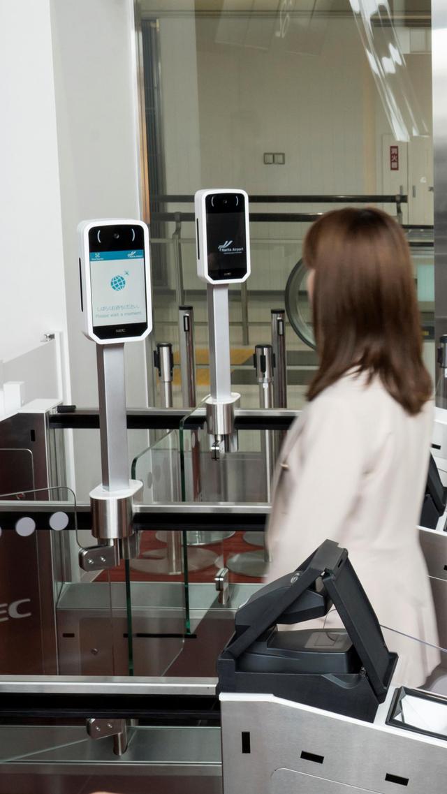 Percepat Proses Boarding, Bandara Narita Uji Coba Teknologi Pengenalan Wajah (105055)