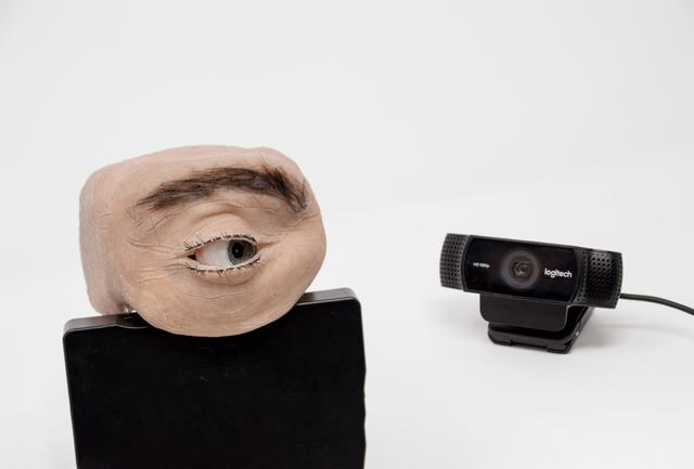 Ngeri! Webcam Ini Seperti Mata Manusia, Punya Alis dan Bisa Berkedip (677199)