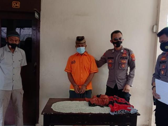 Kakek di Bandar Lampung Cabuli Anak Berumur 7 Tahun (470697)