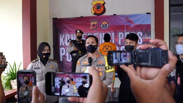Polisi Tangkap Developer di Bogor yang Lakukan Penipuan Jual Kavling Rumah (71808)