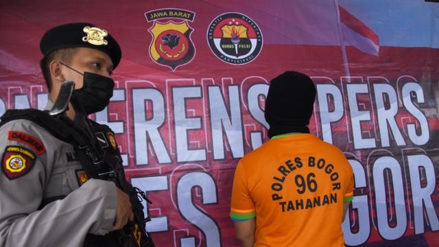 Polisi Tangkap Developer di Bogor yang Lakukan Penipuan Jual Kavling Rumah (71807)