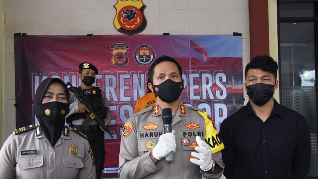 Polisi Tangkap Developer di Bogor yang Lakukan Penipuan Jual Kavling Rumah (71809)