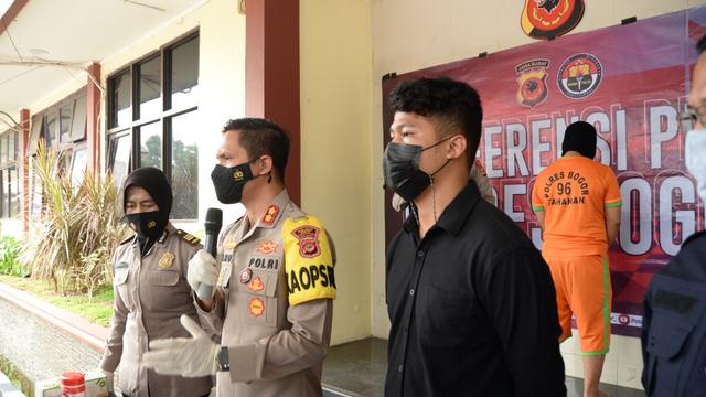 Polisi Tangkap Developer di Bogor yang Lakukan Penipuan Jual Kavling Rumah (71810)