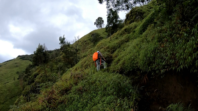 Mengintip Kembali Thekelan, Jalur Pendakian Tertua Merbabu (Bagian 1) (575051)