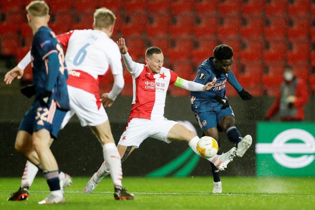 Melihat Penampilan Ciamik 3 Pemain Arsenal saat Hajar Slavia Praha (114773)