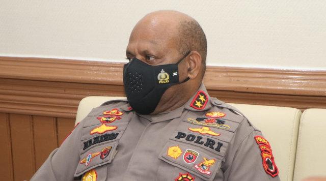 Simpatisan KKB Papua Puron Wenda di Lanny Jaya Serahkan Diri  (928845)