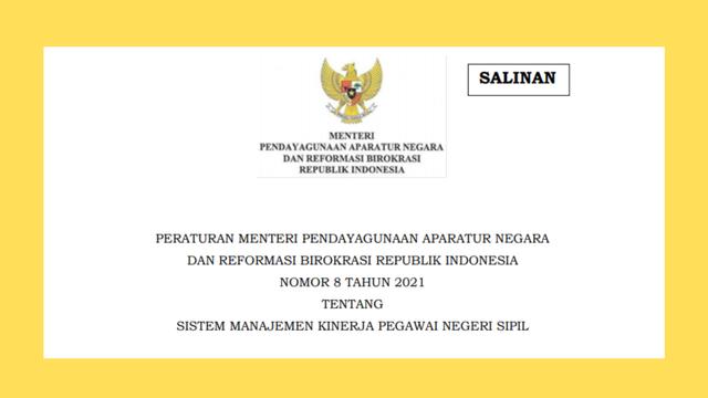 Manajemen Kinerja PNS yang Baru, Mengganti Kerja Menjadi Kinerja (596986)
