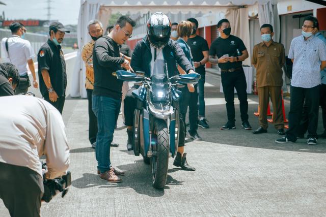 Anubis, Motor Listrik dari Tangerang Selatan yang Bisa Melesat 220 Km/Jam! (596615)