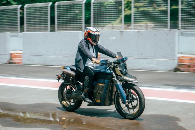 Anubis, Motor Listrik dari Tangerang Selatan yang Bisa Melesat 220 Km/Jam! (596616)