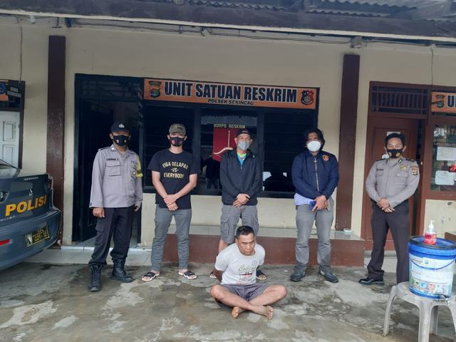Ayah Tiri di Lampung Barat Setubuhi Anak Tirinya yang Berumur 11 Tahun (175786)