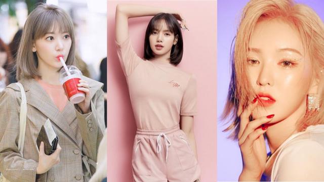 Sakura IZONE Sampai Wendy Red Velvet, Pesona Idol Wanita dengan Rambut Pendek (272918)