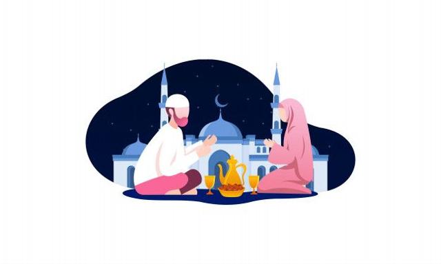 Bacaan Doa Buka Puasa Ramadhan: Arab, Latin dan Artinya (255808)