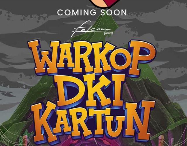 Adipati Dolken hingga Aliando Hidupkan Dono, Kasino, Indro di Warkop DKI Kartun (595524)