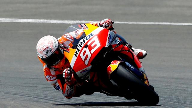 Marquez & Mir Senggolan di MotoGP Portugal, Rivalitas Akan Kian Panas? (244920)