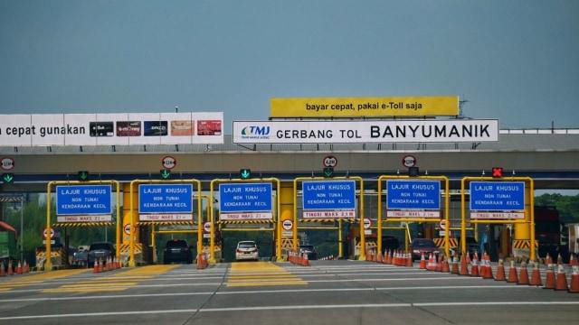 Catat! Ini Daftar Lengkap Tarif Jalan Tol Semarang-Solo (85749)