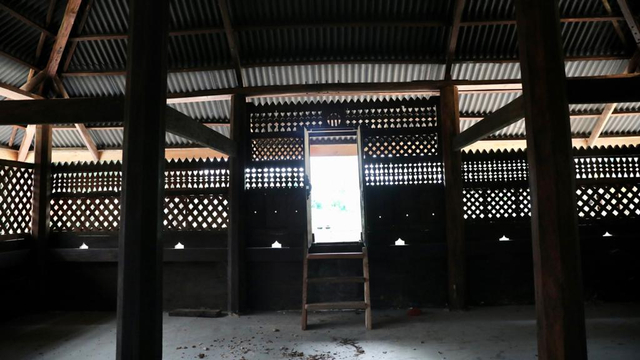 Jejak Perang di Masjid Tuha: Ramai Saat Merdeka, Mati Suri Kala Konflik GAM (2) (63288)