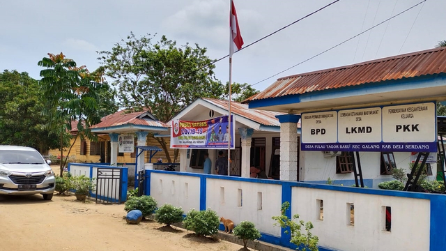 Kepala Desa di Deli Serdang Ditangkap Polisi saat Sedang Nyabu (129160)