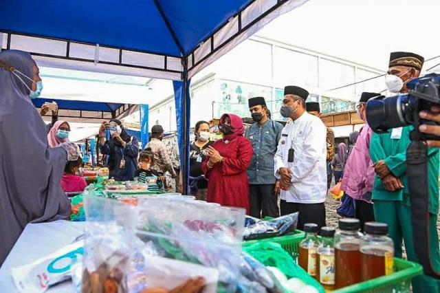 Rahma Wanti-wanti Protokol Kesehatan Bazar Ramadan di Tanjungpinang (562179)