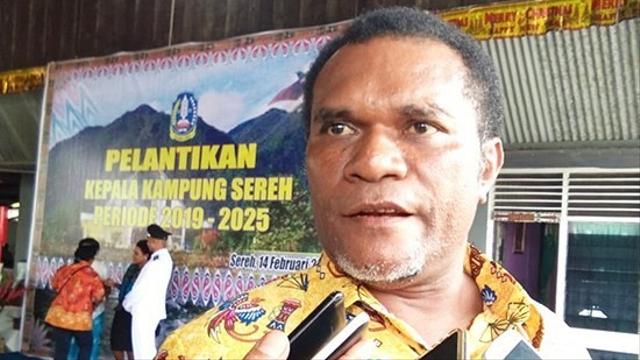 Tokoh Papua Sebut Aksi Kekerasan KKB Coreng Wajah Adat  (410075)