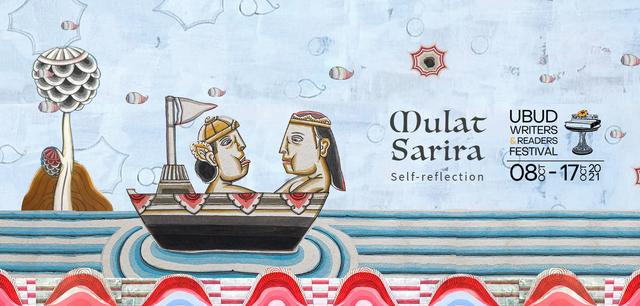 Ubud Writers & Readers Festival Tahun Ini Angkat Tema Mulat Sarira (780746)