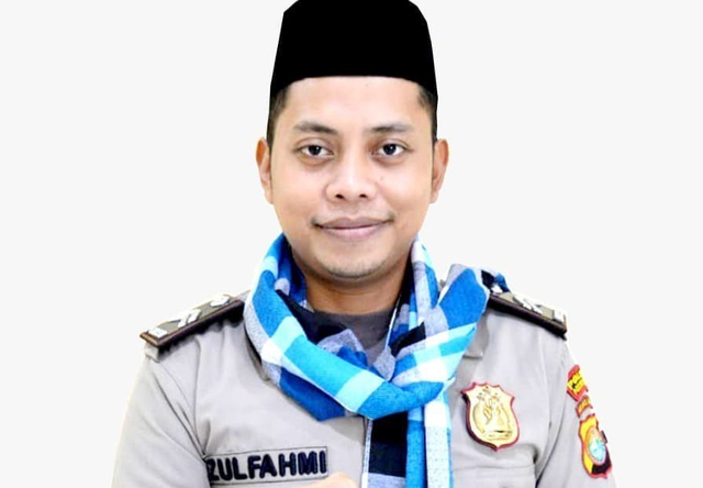 Briptu Zulfahmi, Sosok Polisi Penceramah dari Polres Pasangkayu (48976)