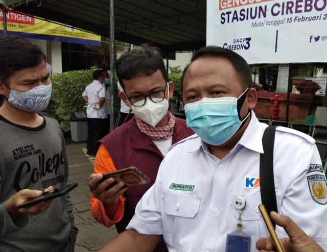 Cara PT KAI Daops 3 Cirebon Kembalikan Barang Penumpang yang Tertinggal (141349)