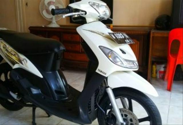 Cocok untuk Motor Harian, Yamaha Mio 'Smile' Bekas Cuma Rp 1 Jutaan (700101)