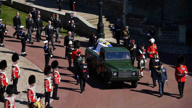 Cerita di Balik Land Rover Defender yang Jadi Mobil Jenazah Pangeran Philip (336408)