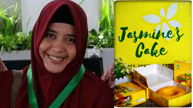 Berawal dari Hobi Buat Kue, Yasmine Akhirnya Buka Bisnis Jasmine's Cake (589440)