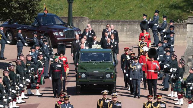 Cerita di Balik Land Rover Defender yang Jadi Mobil Jenazah Pangeran Philip (336405)