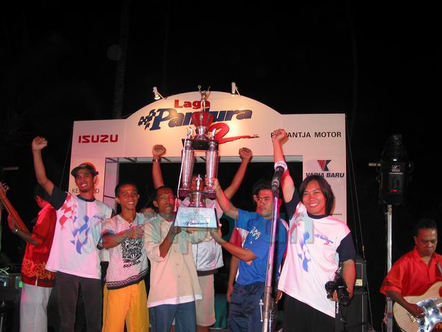 Foto: Potret Kejayaan Isuzu Panther dari Masa ke Masa (80131)