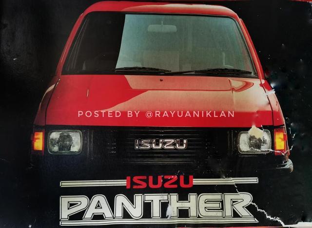 Foto: Potret Kejayaan Isuzu Panther dari Masa ke Masa (80159)