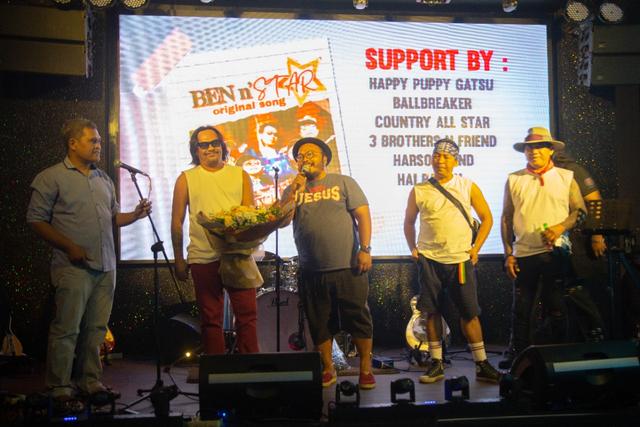 Luncurkan Karya Terbaru, BEN 'n' Star Dukung Kagama Bali Galang Donasi untuk NTT (390160)