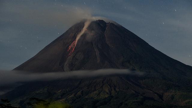 Gempa Gunungkidul Tidak Pengaruhi Aktivitas Vulkanik Merapi (599050)
