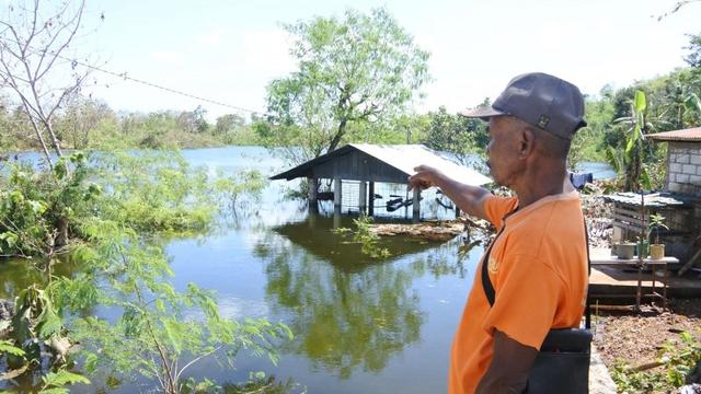 Kata Ahli soal Danau Baru Muncul di Kupang Usai Badai Siklon Tropis Seroja (316228)