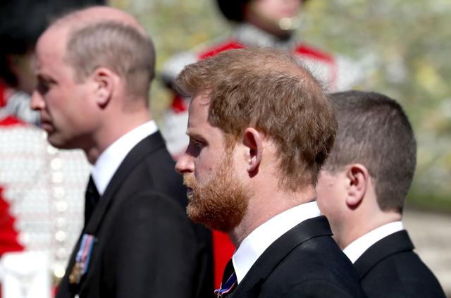 Pangeran William & Harry Diam-diam Bertemu Usai Pemakaman Pangeran Philip (91611)