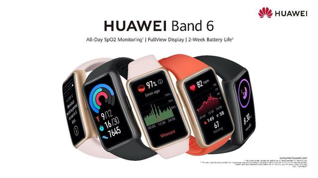 Huawei Band 6 Meluncur di Indonesia, Ini Spesifikasi dan Harganya (208437)