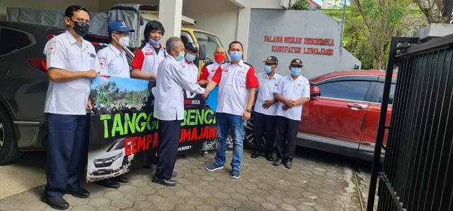 CRV Turbo Indonesia Berbagi Kasih, Bantu Korban Bencana Alam (290167)