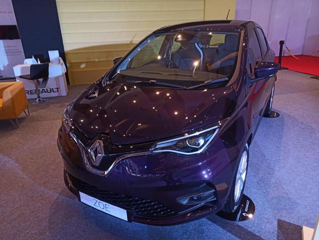 Kenalkan, Mobil Listrik Renault Zoe di IIMS 2021, Apa Keunggulannya? (347054)