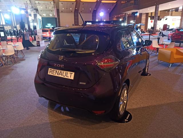Kenalkan, Mobil Listrik Renault Zoe di IIMS 2021, Apa Keunggulannya? (347056)