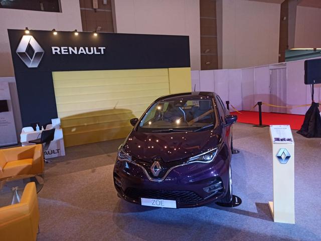 Kenalkan, Mobil Listrik Renault Zoe di IIMS 2021, Apa Keunggulannya? (347057)