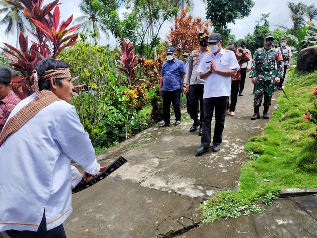 Forkopimda Halmahera Utara Cek Pengamanan PSU di Desa Tetewang (37769)