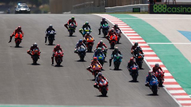 MotoGP Portugal: Quartararo Terdepan, Marquez Ke-7, Rossi Jatuh (236887)
