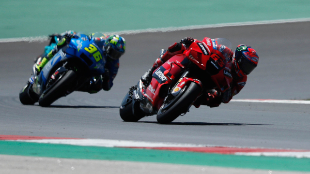 Klasemen MotoGP 2021: Fabio Quartararo Kudeta Puncak, Marquez Menggebrak (177170)