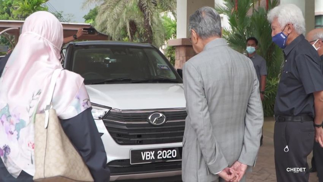 Mahathir Mohamad Puji Daihatsu Rocky, Apa Istimewanya? (174057)
