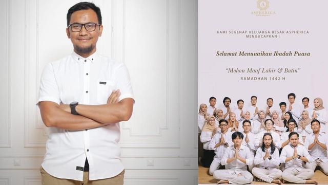 Dimas Saputra Owner Aspherica Muslim Wedding Photography Geluti Bisnis Sejak SMA (84669)