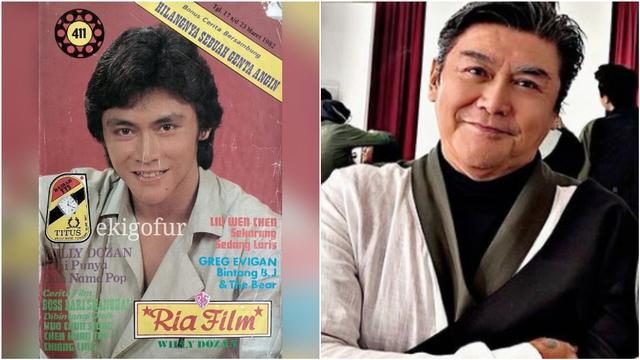 Potret Masa Muda vs Kini 5 Aktor 80-an, Jadi Idola Pada Zamannya (88976)
