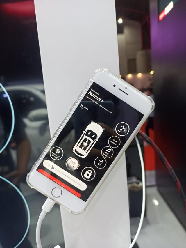 Intip Kecanggihan Fitur Internet Mobile dan Semi Otonom i-SMART Milik MG (615565)